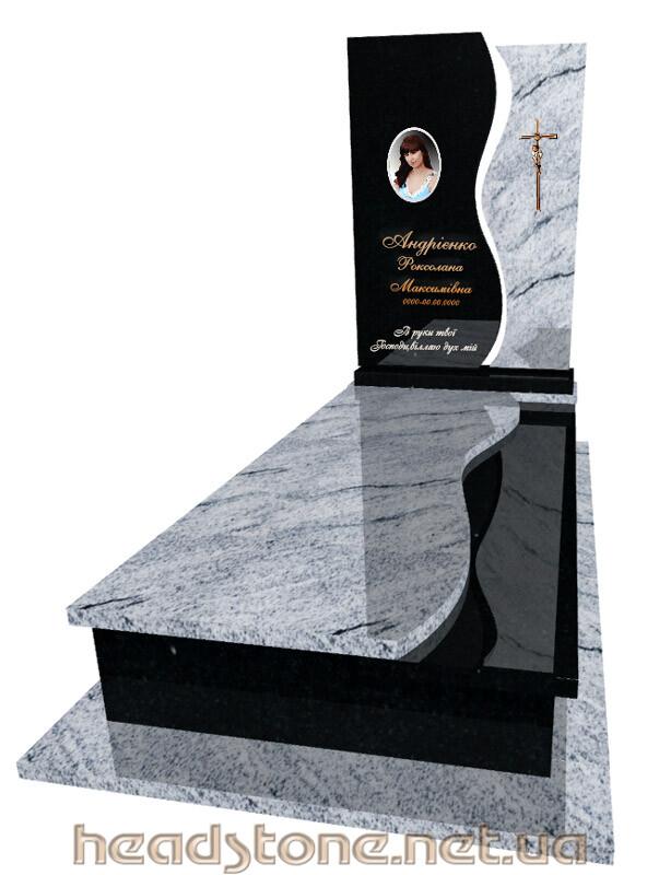 виготовлення пам'ятника з граніту для молодої людини, Розробка 3D проекта пам'ятника Вироби з бронзи памятник Хрест накладний на памятник