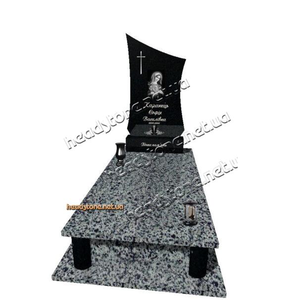 Купити від виробника пам'ятник гранітний для чоловіка,Проекти і 3D моделі пам'ятника Бронзовий аксесуар для памятника Бронзові літери Квіти з бронзи на памятник