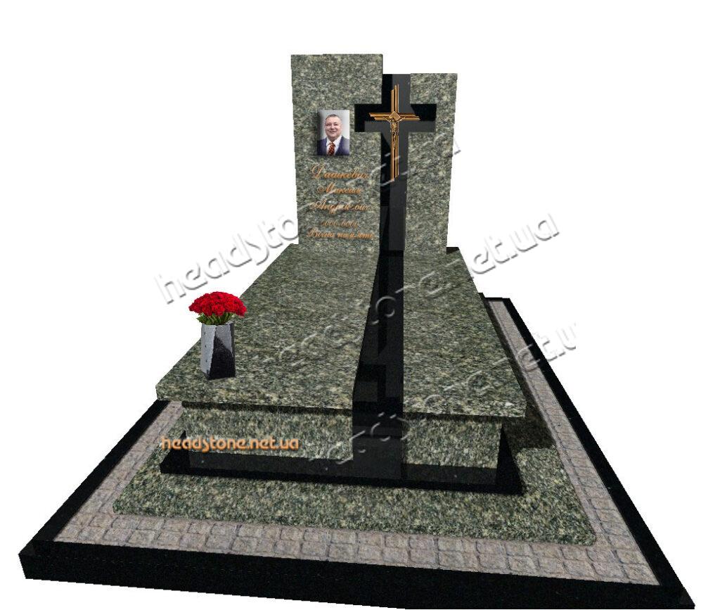 Виготовлення надмогильних пам'ятників, пам'ятники з граніту ,Одинарні гранітні пам'ятники, елітні пам'ятники одинарні з граніту,одинарні елітні ексклюзивні пам'ятники з граніту, одинарні пам'ятники для жінки