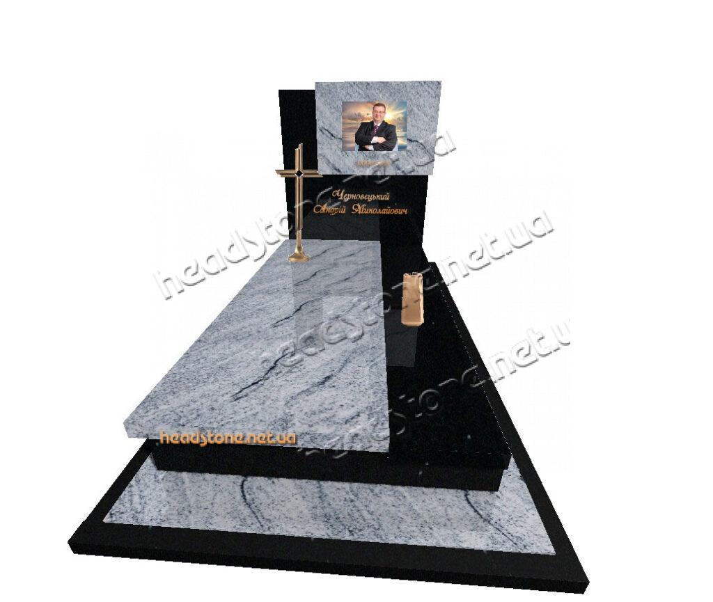 ціна на памятники з граніту,памятники з граніту , Італійські памятники на могилу, памятники подвійні з хрестом, Елітні памятники граніт, ексклюзивні памятники